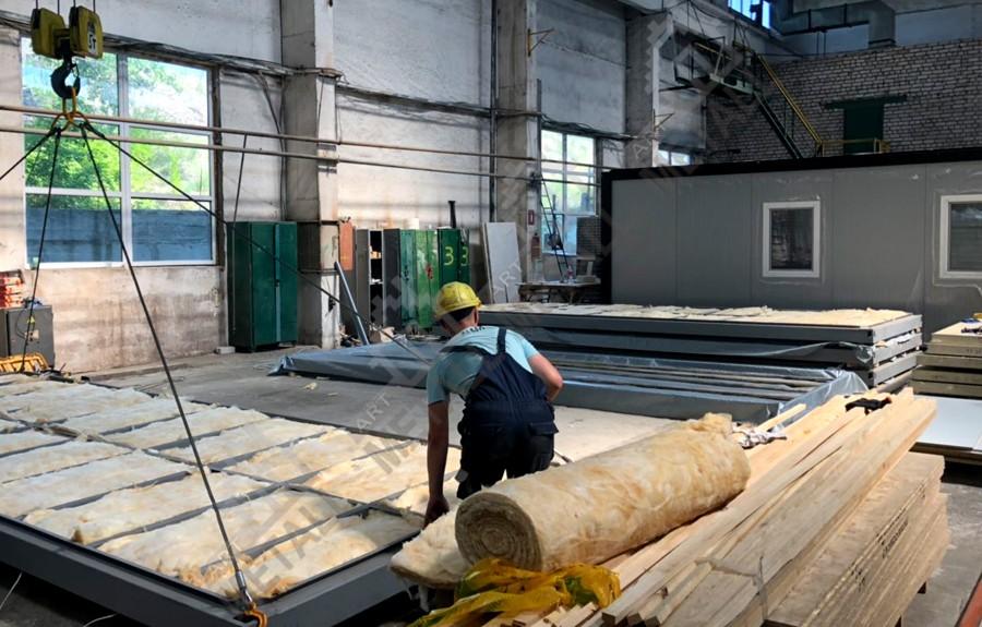 Металлоконструкции в Украине