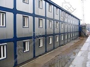 модульные дачные дома