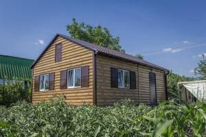 производство быстровозводимых домов