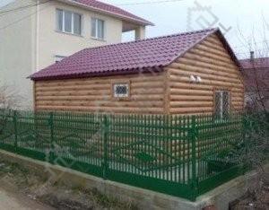 модульный жилой дом