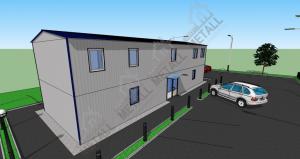 проект административно бытового здания