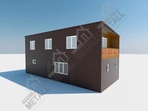 строительство модульных домов под заказ