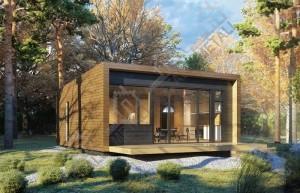 как построить модульный дом - фото 3