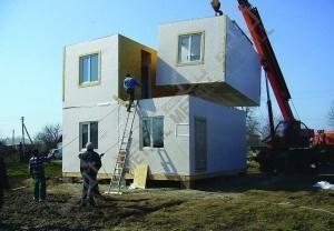 модульные дома под ключ - фото