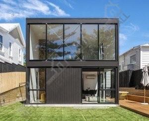 как постороить модульный дом - фото