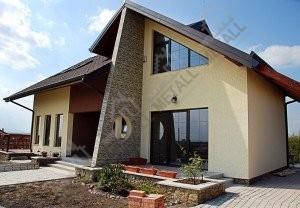 Каркасный сборный дом