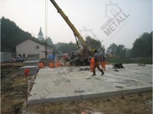 Фундаменты в модульном строительстве