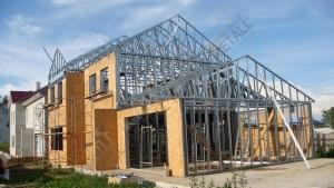 Лстк в строительстве каркасных домов