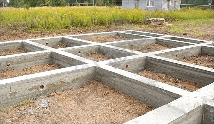 Фундамент пассивного дома