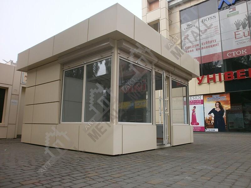Торговый павильон 16м2 (№2)