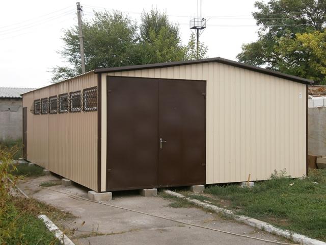 Модульное здание 60м2 (№2)