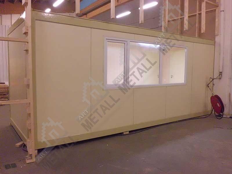 Мини-офис 15м2 (№3)