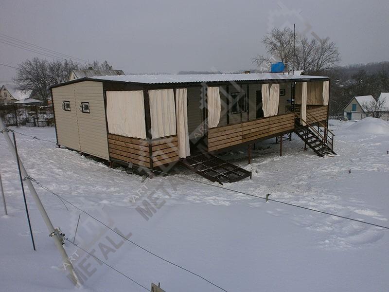 Дачный дом 70м2(№2)