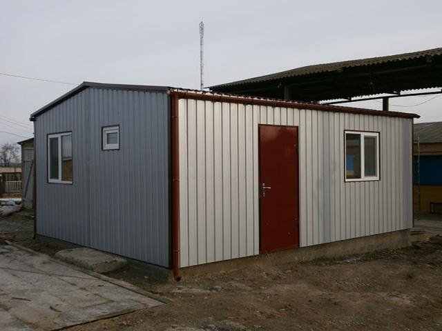 Мини-офис 32м2
