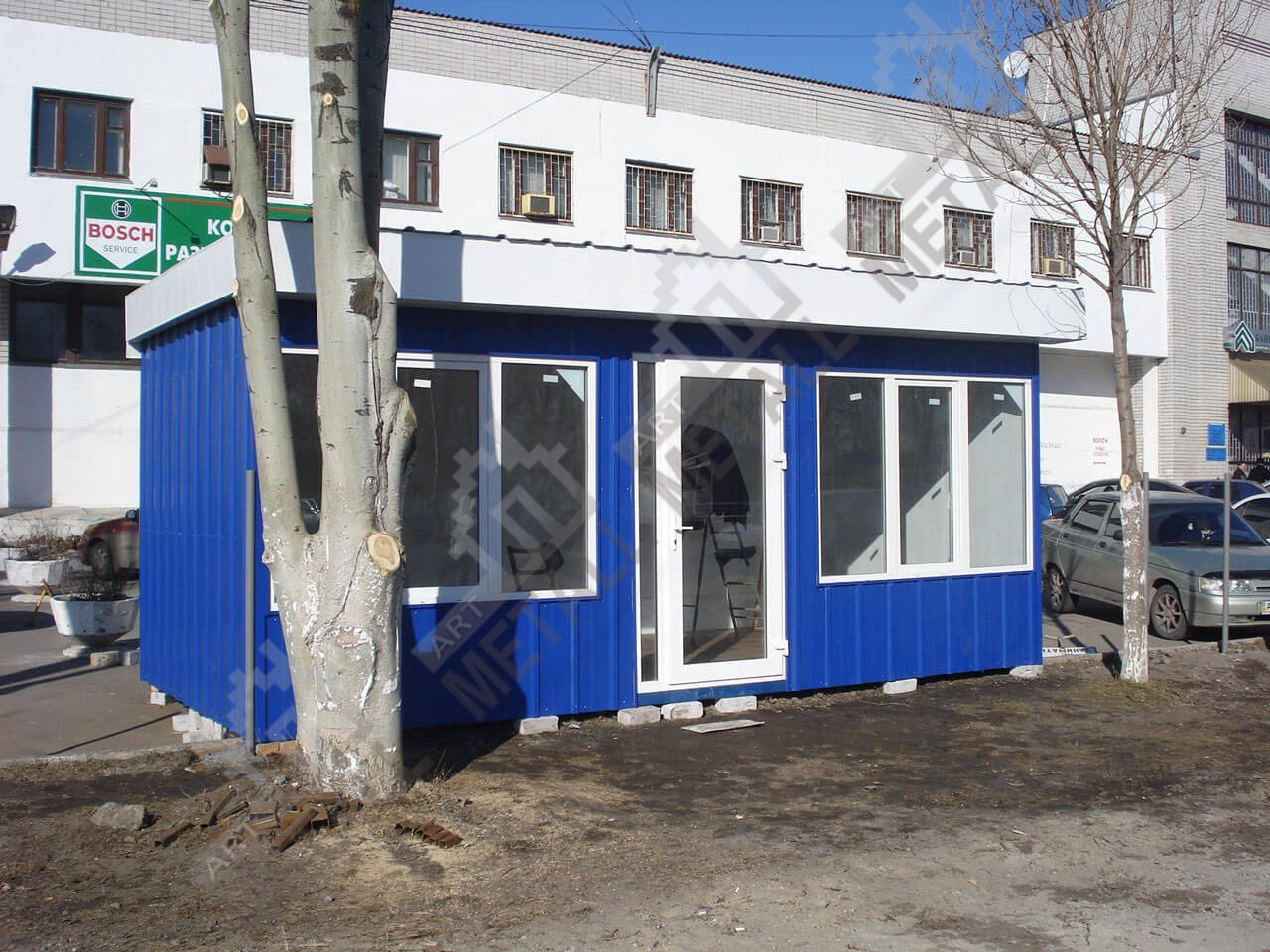 Мини-офис 15м2 (№1)