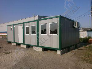 Модульное здание 47m2