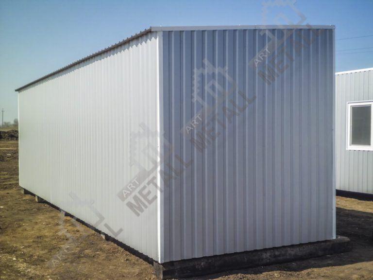 Санитарный модуль 22.5м2