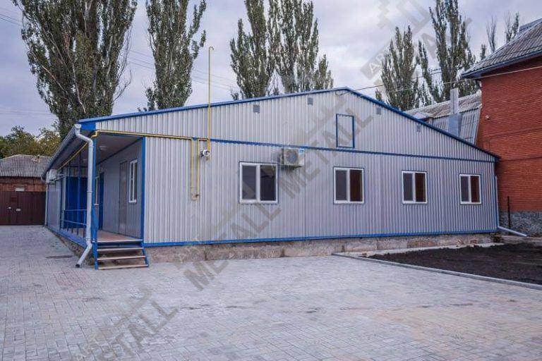 Административно-бытовой комплекс 270м2