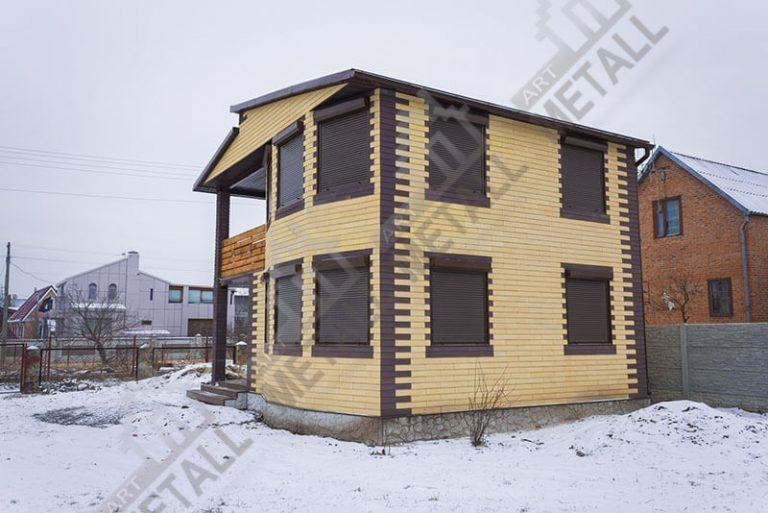 Дачный дом 94м2