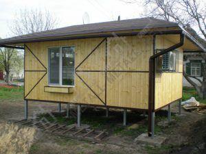 Дачный дом 20м2 (№1)