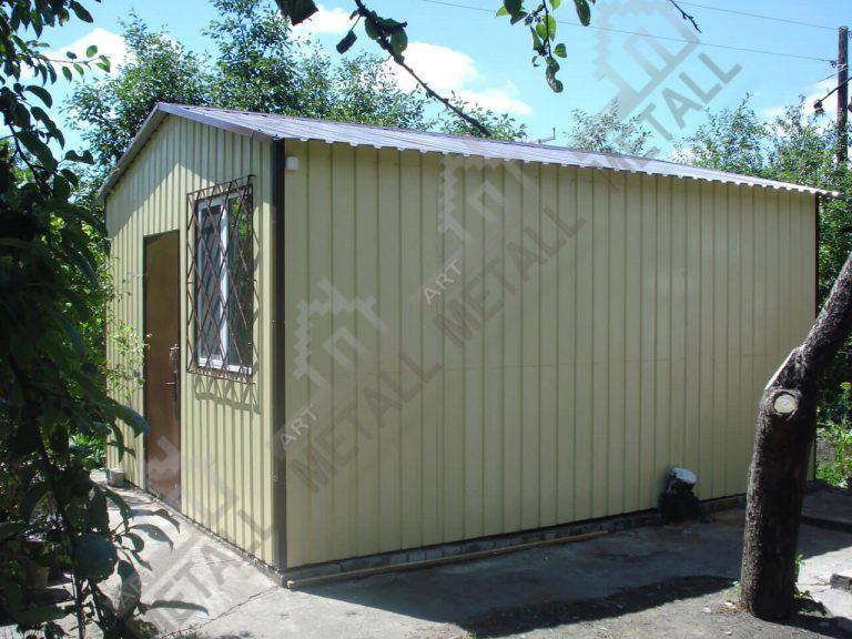 Дачный дом 22м2