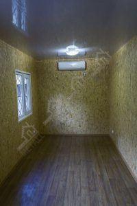 Дачный дом 24м2 + терраса 25м2