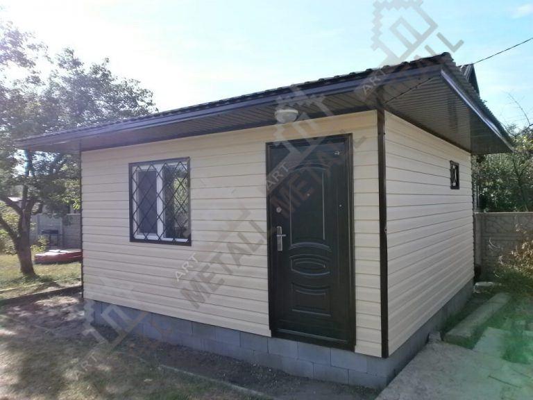 Дачный дом 25м2