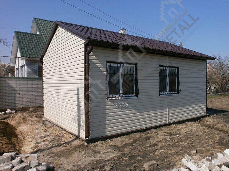 Дачный дом 29м2