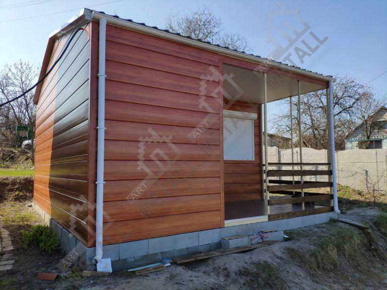 Дачный дом 30 м2