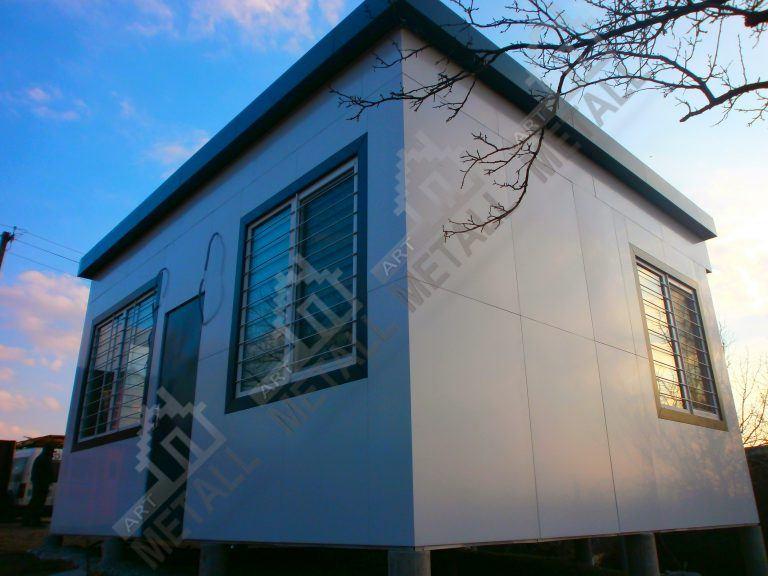 Дачный дом 30м2