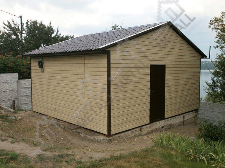Дачный дом 30м2 (№4)