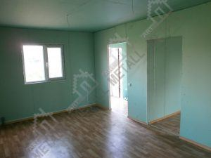 Дачный дом 35м2 (№ 3)