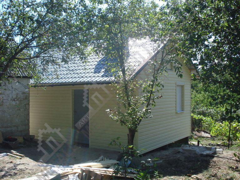 Дачный дом 35м2 (№1)