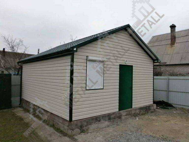 Дачный дом 35м2 (№2)