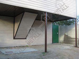 Дачный дом 38м2