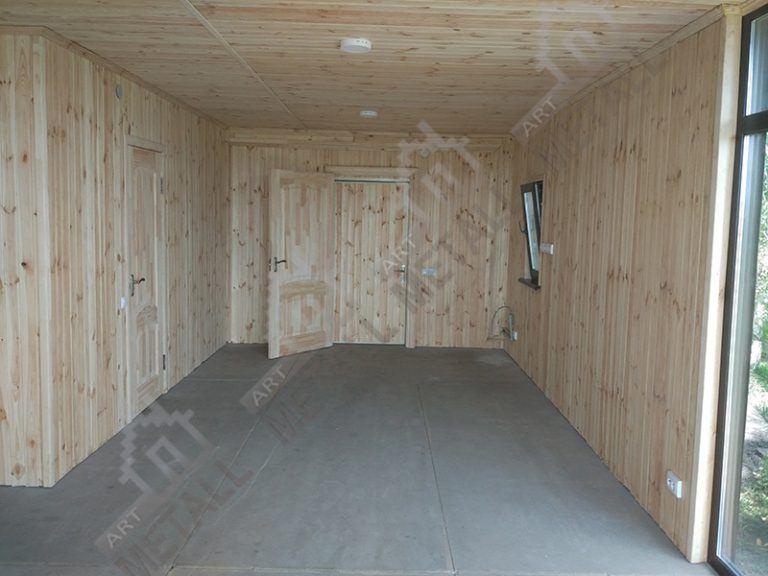 Дачный дом 40м2 (№2)