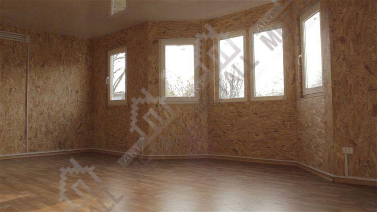 Дачный дом 45м2