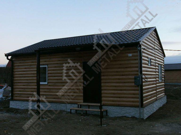 Дачный дом 50м2 (№2)