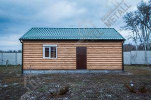 Дачный дом 54м2 (№1)