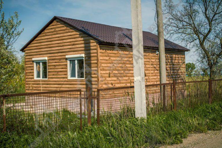 Дачный дом 54м2 (№2)