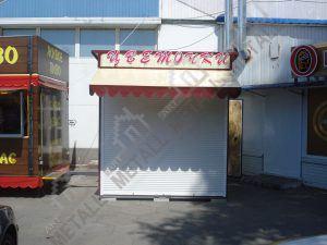 Киоск 6м2 (№1)