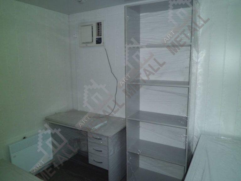 Мини-офис 21м2