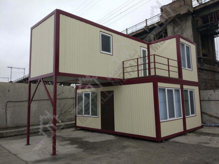 Мини-офис 60м2