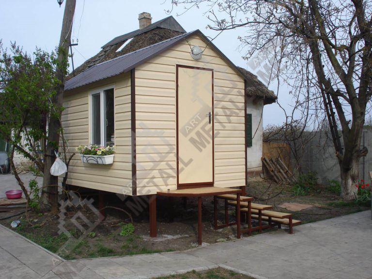 Садовый дом 10м2 (№1)