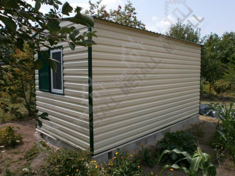 Садовый дом 12м2 (№1)