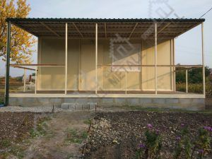 Садовый дом 15м2 (№4)