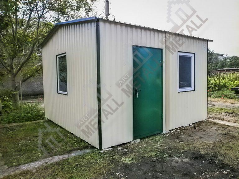 Садовый дом 16м2 (№2)