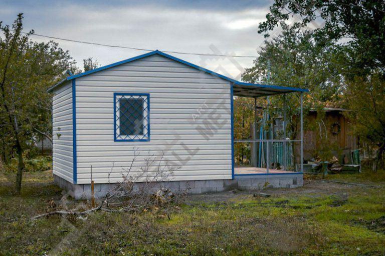 Садовый дом 18м2