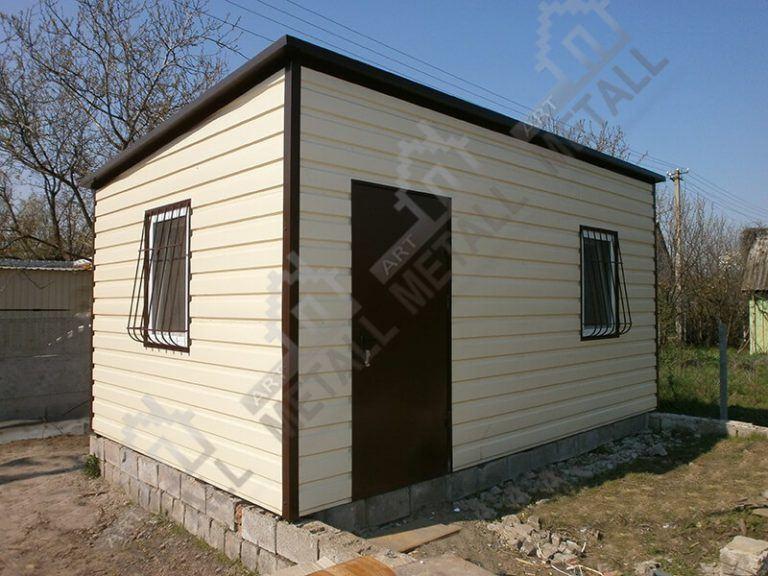 Садовый дом 18м2 (№2)