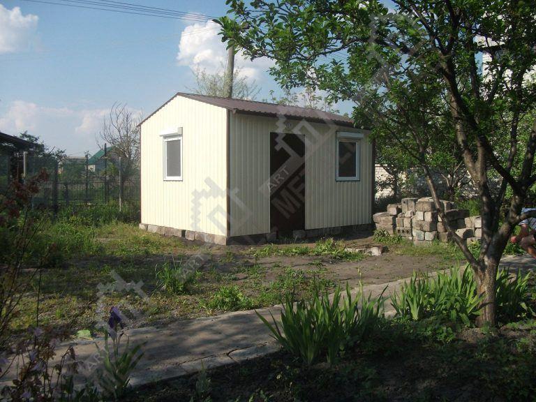 Садовый дом 19м2 (№1)